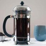 Hướng dẫn chi tiết pha cà phê bằng bình French Press