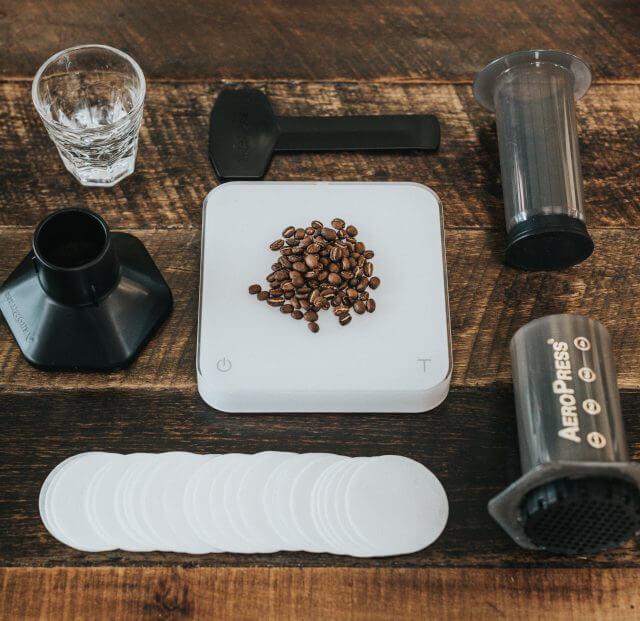 Những ưu điểm của cách pha cà phê AeroPress