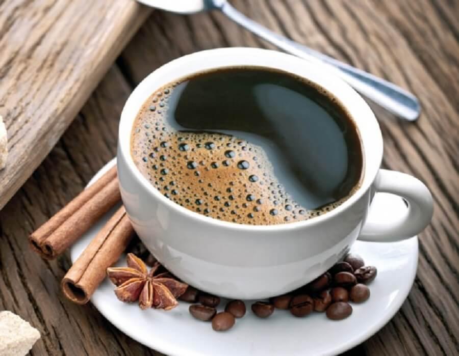 thành phần ly cafe Americano