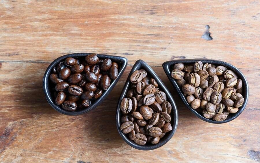cách trộn cà phê