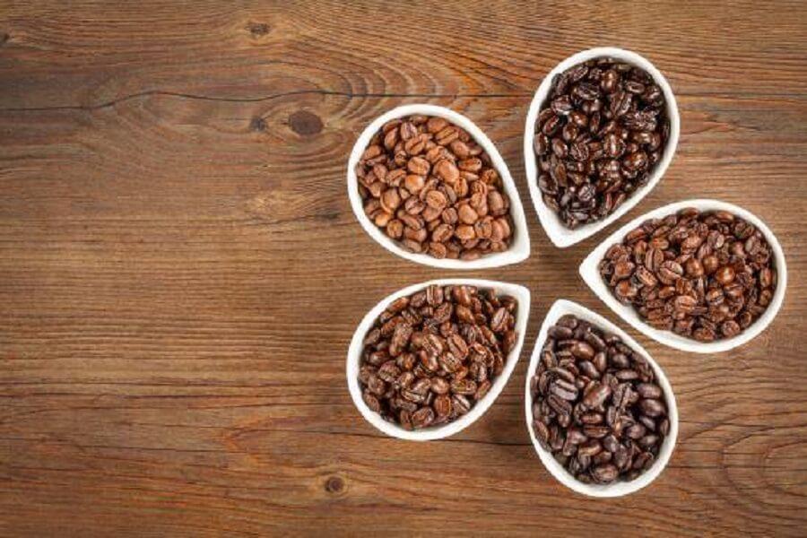 tỉ lệ trộn cà phê
