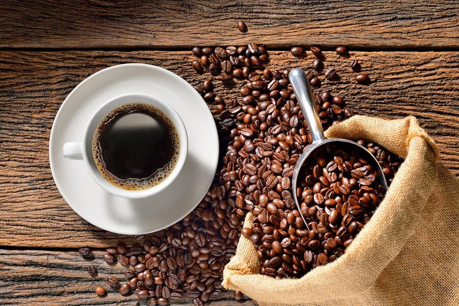 cách trộn cà phê ngon