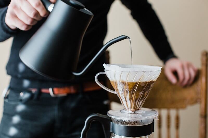 Pha pour over