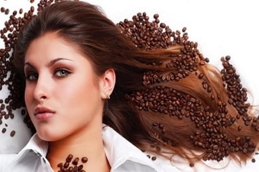 nhuộm tóc bằng cafe và mật ong